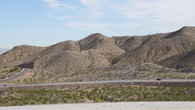 Lake Mead National Recreation Area in Nevada stock photo