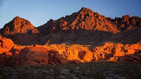 Lake Mead National Recreation Area Redstone Royalty Free Stock Photos