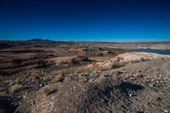 Lake Mead National Recreation Area Royalty Free Stock Photos