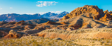 Lake Mead National Recreation Area. USA royalty free stock photo