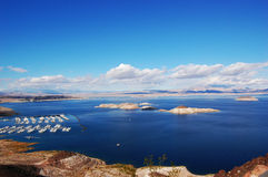 Lake Mead National Recreation Area, Nevada royalty free stock photography