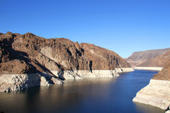 Lake Mead in Nevada Royalty Free Stock Photo