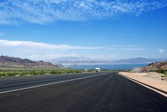 Lake Mead Nevada Royalty Free Stock Image