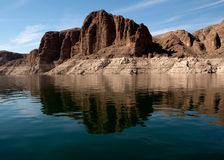 Lake Mead Recreation Area Stock Photo