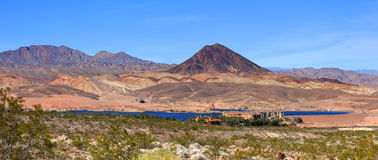 Lake Mead recreation Stock Images