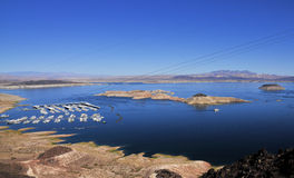 Lake Mead Stock Photo