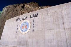 Lake Meade The Colorado River Hoover Dam Nevada Arizona Royalty Free Stock Photography