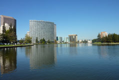 Lake Merritt, Oakland, California Royalty Free Stock Images