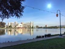 Lake Merritt, Oakland, California Royalty Free Stock Images