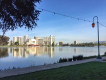 Lake Merritt, Oakland, California Royalty Free Stock Photos