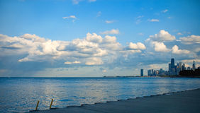 Lake Michigan Royalty Free Stock Photography