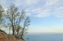 Lake Michigan Royalty Free Stock Photos