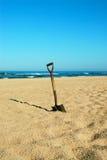 Lake Michigan Beach, USA stock photo