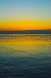 Lake Michigan Sunrise Royalty Free Stock Photo