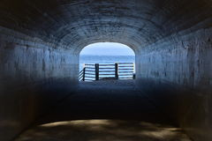 Lake Michigan Tunnel Park in Holland Stock Photography