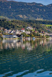 The Lake of Millstatt Royalty Free Stock Photos