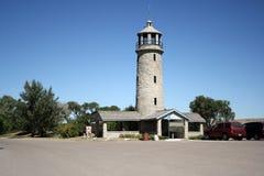 Lake Minatare Light Royalty Free Stock Image