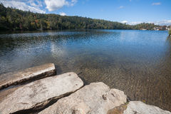 Lake Minnewaska Royalty Free Stock Photography