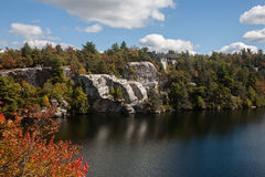 Lake Minnewaska Royalty Free Stock Image