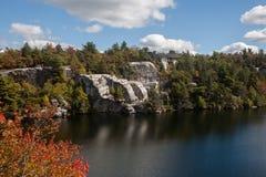 Lake Minnewaska Royalty Free Stock Image