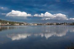 Lake Miseno Bacoli Stock Photos