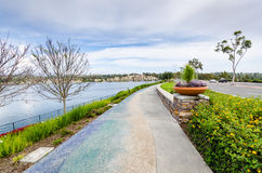 Lake Mission Viejo - Mission Viejo, California Royalty Free Stock Photography