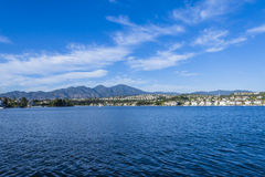 Lake mission viejo Stock Photo