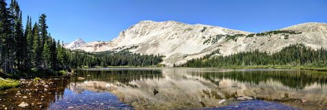 Lake Mitchell in Colorado Stock Images