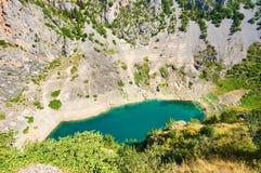 Lake Modro Stock Images
