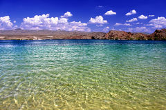 Lake Mohave Landscape Nevada Royalty Free Stock Photo