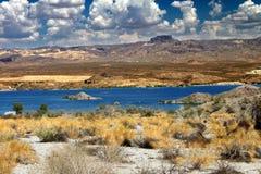 Lake Mohave Landscape Nevada Royalty Free Stock Photo