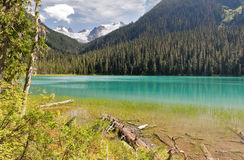 Lake with mointains Royalty Free Stock Photography