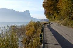 Lake Mondsee Royalty Free Stock Photo