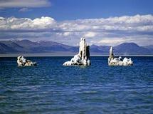 Lake Mono Stock Photo
