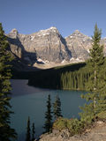 Lake Moraine 01 Royalty Free Stock Images