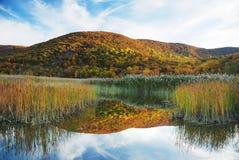 Lake Mountain Stock Photography