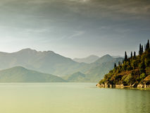 Lake in Mountain Royalty Free Stock Images