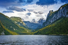 Lake in mountain Stock Photography