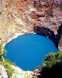 Lake in the mountain. Stock Images