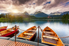 Lake Royalty Free Stock Photography