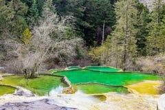 Lake with mountain Royalty Free Stock Photos