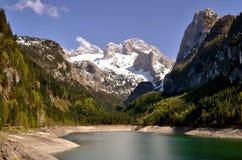 Lake in mountain. Royalty Free Stock Image