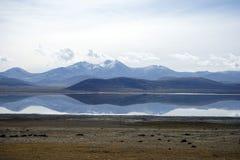 Lake and mountain Royalty Free Stock Photo