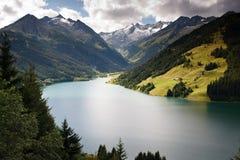 Lake in mountains Royalty Free Stock Photo
