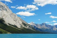 Lake and mountains Royalty Free Stock Photo