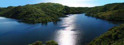 Lake and Mountains Royalty Free Stock Image