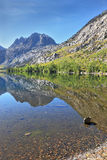 A  lake in the mountains Stock Photography