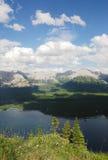 lake mountains rocky Στοκ φωτογραφία με δικαίωμα ελεύθερης χρήσης