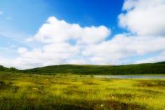 lake moutain północ Zdjęcia Stock