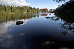 Lake Mummel Royalty Free Stock Image